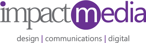 Impact media Logo